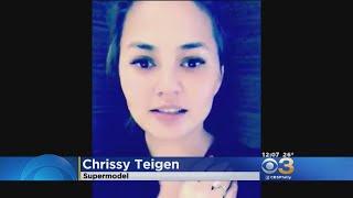 Investigators Looking Into 'Unauthorized Passenger' On Plane With John Legend, Chrissy Teigen