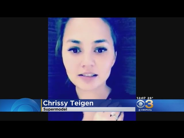 Investigators Looking Into \'Unauthorized Passenger\' On Plane With John Legend, Chrissy Teigen