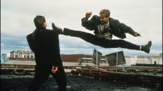 "Pure Fight Scenes: Gary Daniels ""Hawk's Vengeance"""