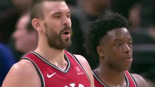 Toronto Raptors vs Detroit Pistons : March 3, 2019