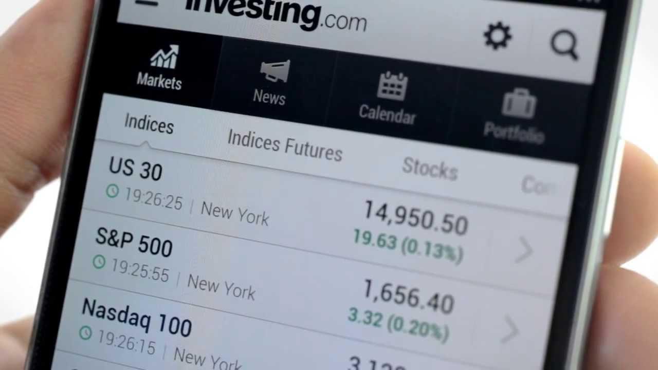 Investing Com De