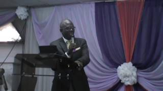"""Gambar cover """"THE SIEGE IS OVER""""...July Thanksgiving Ministration by Pastor Adetola Kayode."""