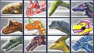 Dino Digger + Dino Robot Corps #2   Eftsei Gaming