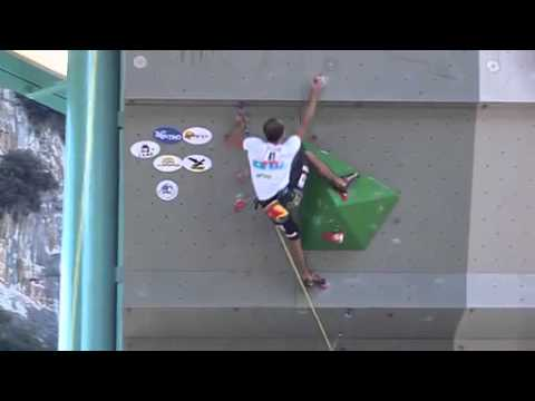Climbing World Championship 2011 Boulder,Lead and Speed Arco, ITA - Lead Women's Semifinals from YouTube · Duration:  2 hours 10 minutes 48 seconds
