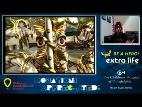 Bayonetta 2: Charity Stream For The Children's Hospital of Philadelphia (Part 4)
