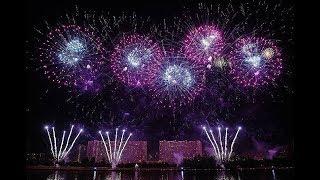 Фестиваль Фейерверков Ростех 2017 Москва ШОУ ФЕЙЕРВЕРКОВ Братеево