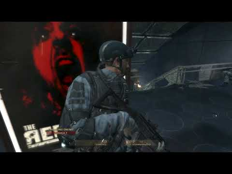 Tom Clancy's Rainbow Six Vegas - Mission 4.2: Vertigo Spire [Tower Bar] |