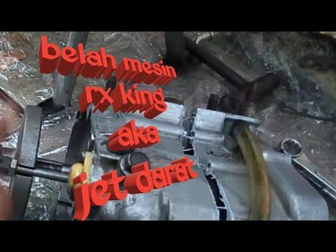 Belah Mesin Rx King || Jet Darat