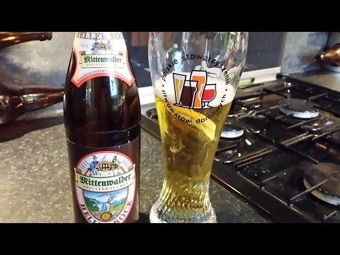 Mittenwalder Heller Bock By Mittenwalder Privatbrauerei   German Beer Review