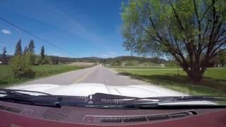 '82 Datsun 280zx Backroad Cruising Onboard