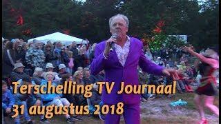 Terschelling TV Journaal 31 augustus 2018