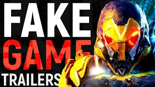 AAA Publishers KNOW & Exploit This: 'Faked' Trailers & Downgrades: How They Actually Happen