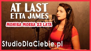 At Last - Etta James (cover by Monika Morka) #1437