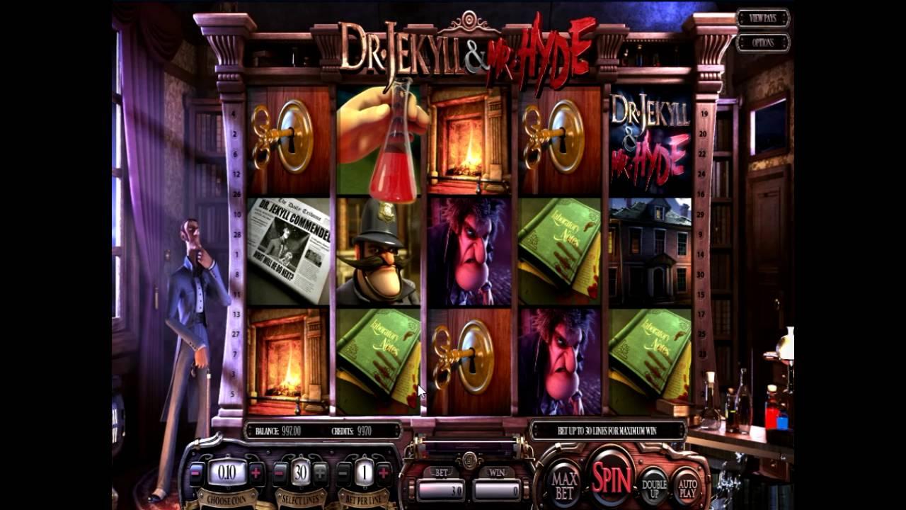 dr jekyll mr hyde описание игрового автомата