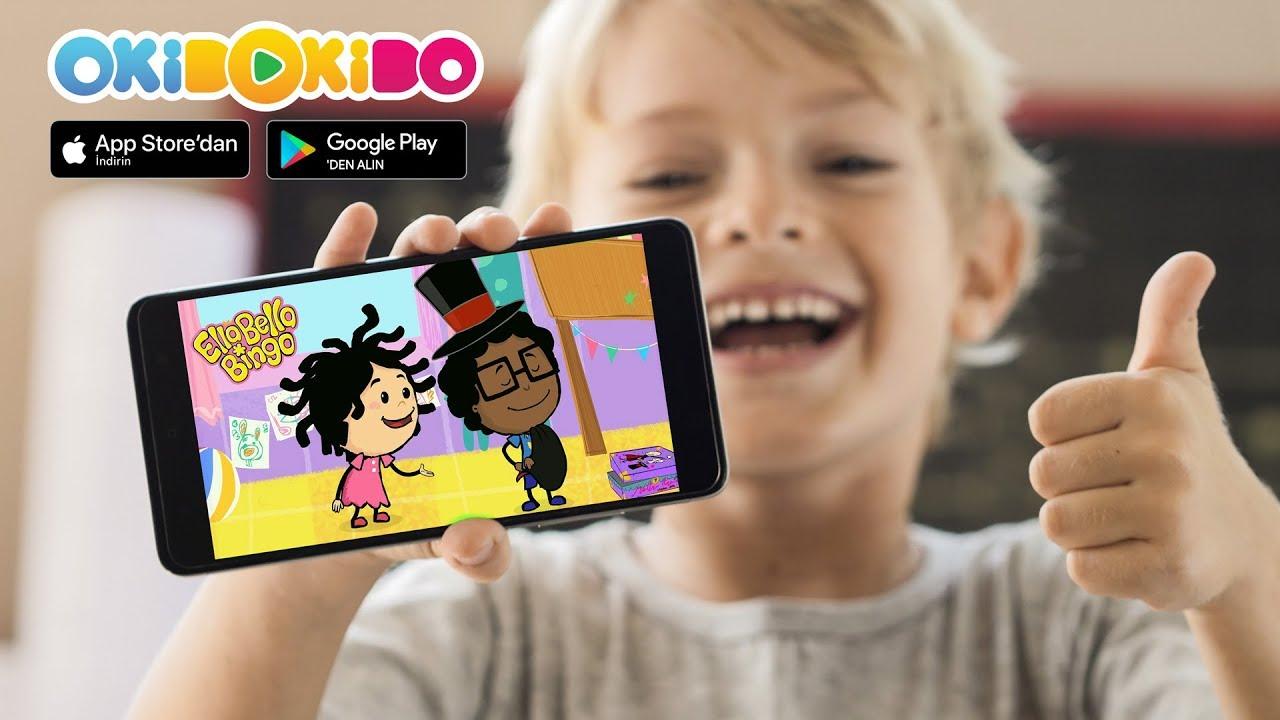 OkiDokiDo - Çocuklar için Güvenli Video Uygulaması