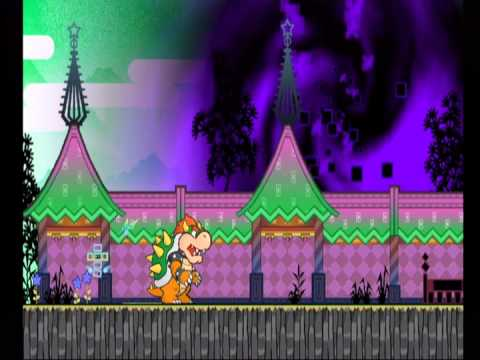 Super Paper Mario Any% Speedrun in 4:39:14
