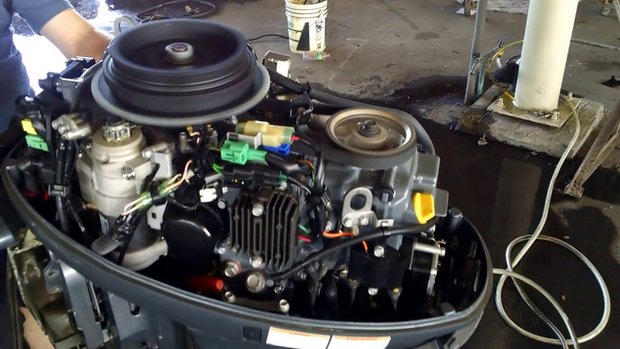 Boat engine repair service the boat yard inc marrero for Boat motor repair shops