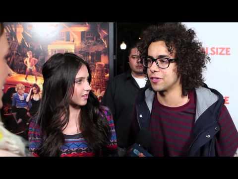Fun Size Premiere - Ryan Newman & Ramy Youssef (See Dad Run)