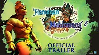 Hanuman Vs Mahiravana - Official Trailer - HINDI   In Cinemas June 2018