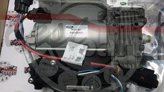 LR072537 Компрессор (Насос) пневмо подвески в сборе Range Rover Sport L320(http://bestparts.kiev.ua/zapchasti-land-rover/lr072537-kompressor-nasos-pnevmo-podveski-v-sbore-range-rover-sport-l320-land-rover-discovery-3-4-l319 ..., 2016-03-05T15:38:14.000Z)