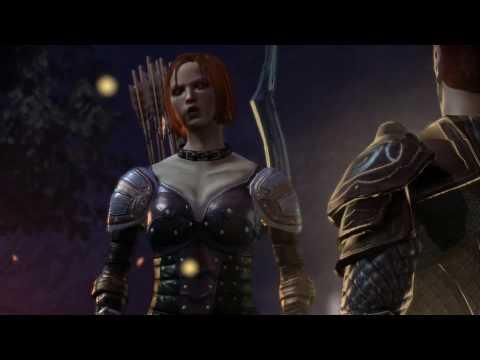 Dragon Age - Origins (Lelianas Song) Ger
