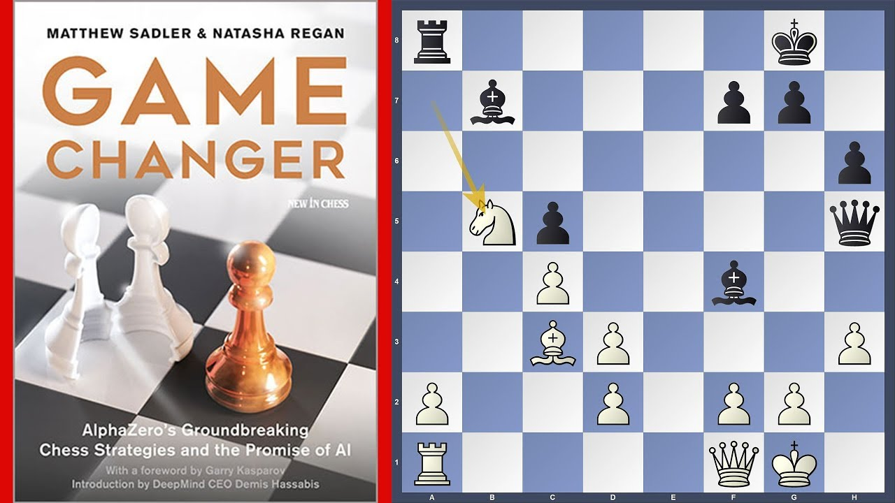 New in Chess Book Review – Game Changer (AlphaZero)