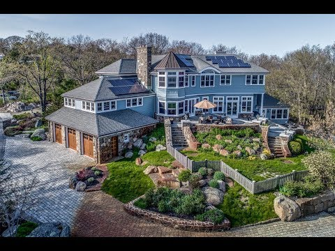 Expansive Home with Ocean Views in Rockport, Massachusetts