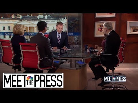 Full Panel: Special Counsel Robert Mueller Submits His Final Report | Meet The Press | NBC News