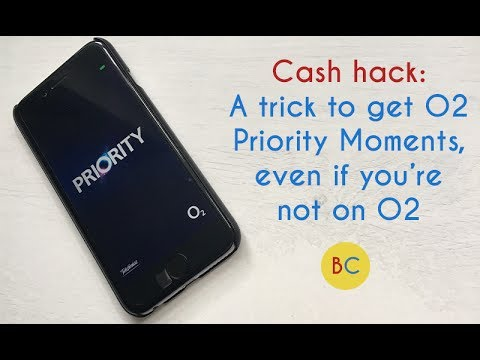 Video A Trick To Get O2 Priority Moments Even If Youre Not