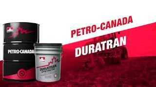 Petro-Canada DURATRAN. Огляд трансмісійної гідравлічної рідини
