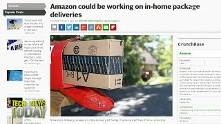 Amazon Delivers to Your Couch