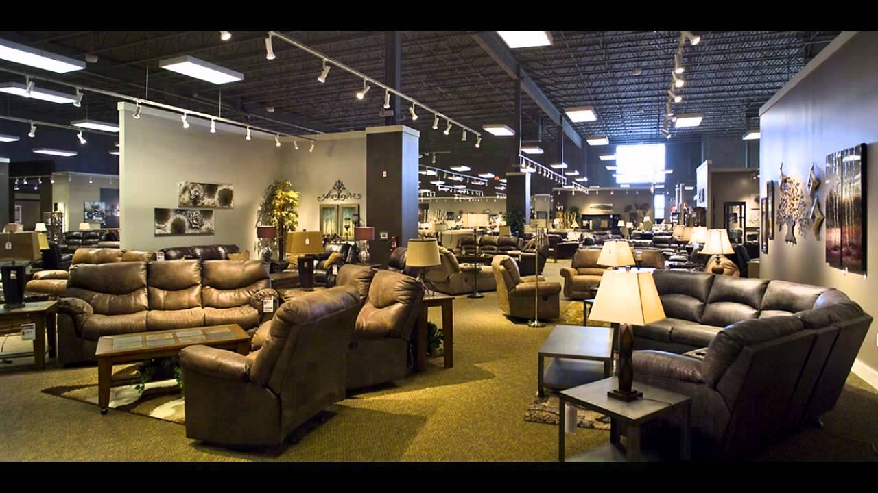 Ashleys Furniture Warehouse   YouTube