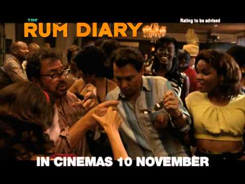 The Rum Diary Official Trailer