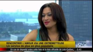 Agence de rencontre à Montréal et Natacha Noël du Club célibataire absolu