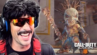 DrDisRespect Reacts to COD Black Ops 4 Zombies (New Trailer) -…