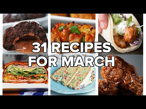 31 Recipes For