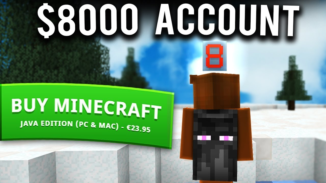 The $12 Minecraft Account