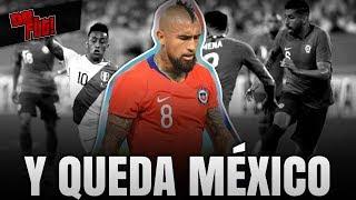 Nos dieron un baile y viene México | Review Chile vs Perú