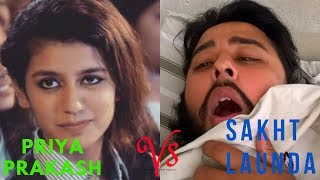 PRIYA PRAKASH - SAKHT LAUNDA PIGAL GAYA - Sarmad Ki Vines -