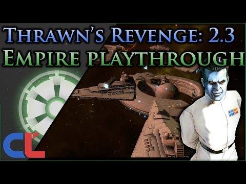 Going Kampe-ing [ 17 ] Thrawn's Revenge 2.3 Preview - Empire at War Modиз YouTube · Длительность: 45 мин28 с