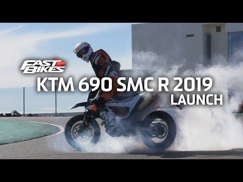 KTM  SMC R  Launch