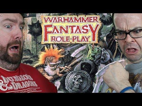 Mud, Blood & $#*! - Warhammer Fantasy Roleplay - Web DM