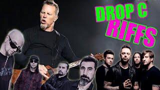 Jamie Slays Drop C Live Stream Metal Guitar Riffs
