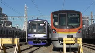 【2021年2月デビュー予定】 東京メトロ17000系17101F 東急東横線内習熟試運転 2021.1.13
