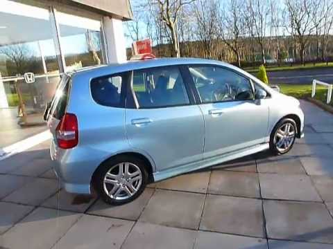 honda jazz 2008 1 4 i dsi sport video walkaround by bassettshonda swansea youtube. Black Bedroom Furniture Sets. Home Design Ideas
