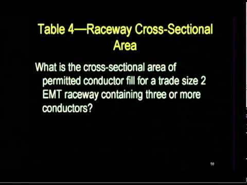 Nec 2011 chapt 9 tbl 4 raceway cross sectional area 3min05sec nec 2011 chapt 9 tbl 4 raceway cross sectional area 3min05sec keyboard keysfo Choice Image