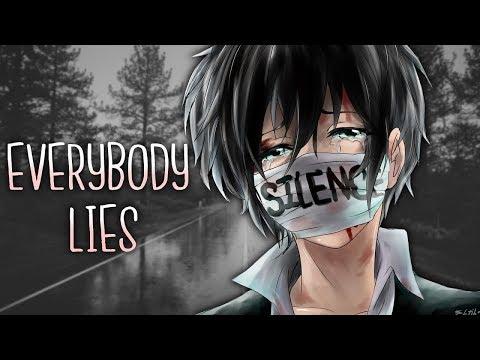 Everybody Lies - Jason Walker  |  ❤️ *Nightcore Edition* (◕‿◕)♡