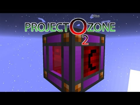 Project Ozone 2 Kappa Mode - CREATIVE ENERGY CELL [E97] (Modded Minecraft Sky Block)