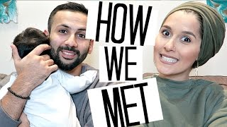 One of Sid and Dina's most viewed videos: HOW WE MET | OUR MARRIAGE STORY
