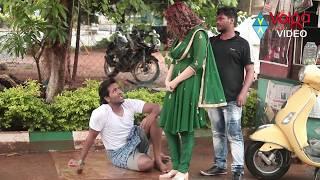 #Luckunnodu Movie Comedy Making Video - Volga Videos